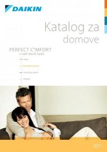 DAIKIN katalog klim 2011